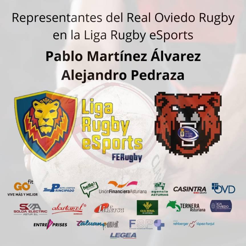 El Real Oviedo Rugby debuta en losE-Sports